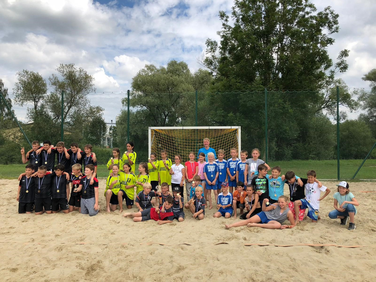 2018 09 23 Foto Beachhandball
